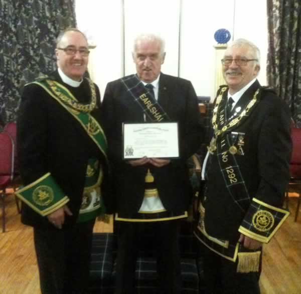 PGM Bro. Ovenstone and RWM