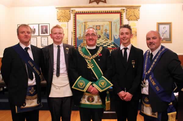PGM with Candidates and Fathers