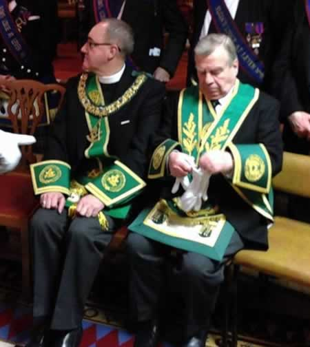 PGM A Paterson with PPGM D Wishart