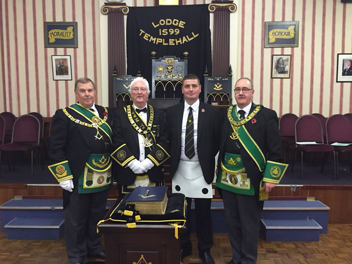 Lodge Templehall No.1599