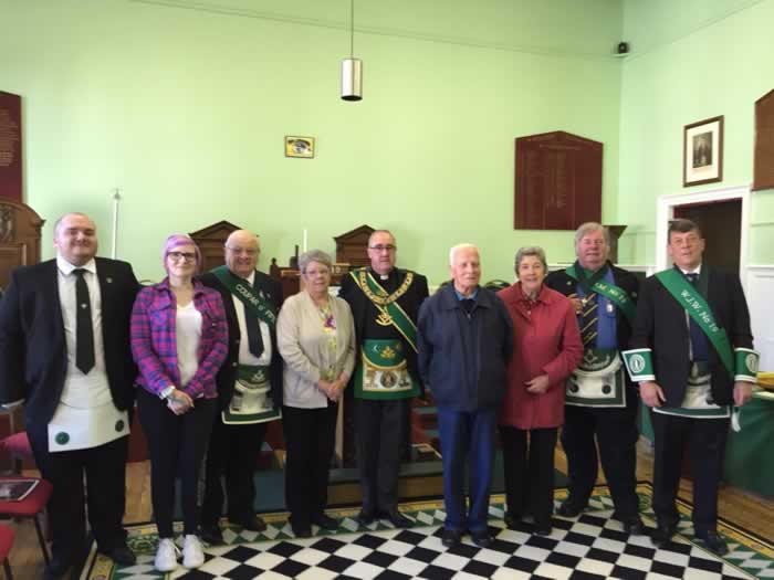 Lodge Coupar o' Fife Open Day
