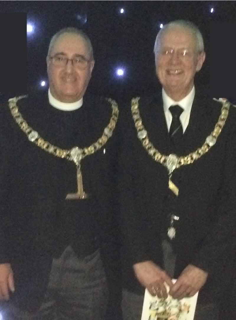 Grand Lodge Office Bearers