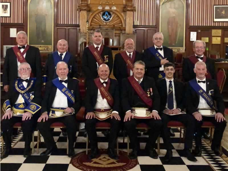 Lodge Minto No.385