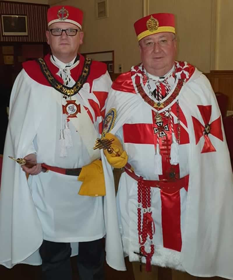 District Grand Priory Installation